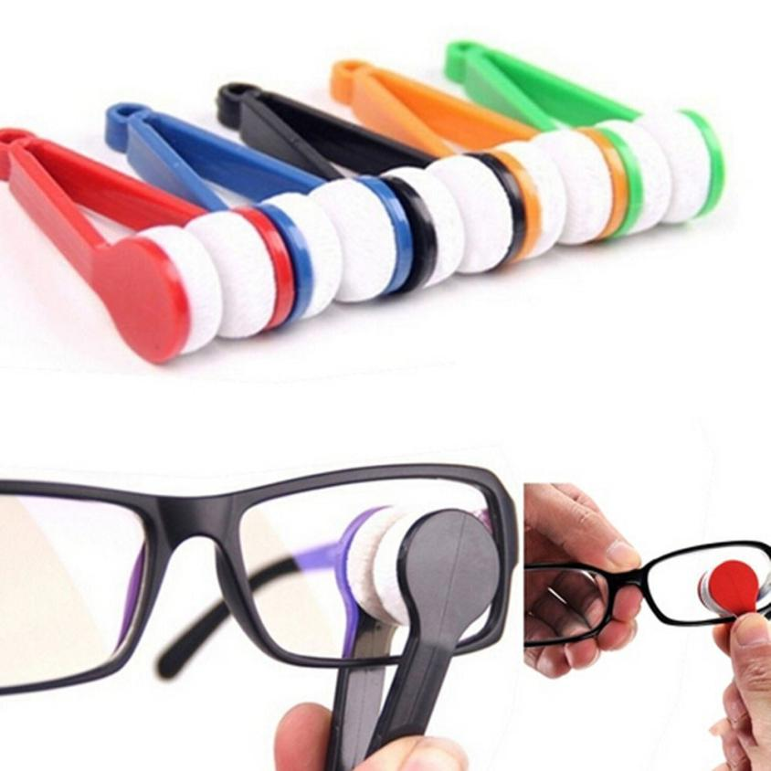 May 30 Mosunx Business Glasses Sunglasses Eyeglass Spectacles Cleaner Cleaning Brush Wiper Wipe Kit(China (Mainland))