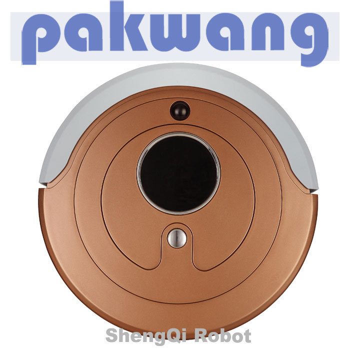 New Automatic Intelligent Robot Vacuum Cleaner Self Charging, Remote Control,LCD Touch Screen,robot(China (Mainland))