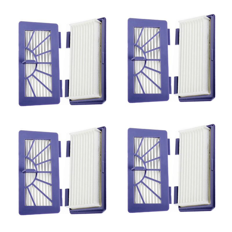 8Pcs Hepa Filter Replacement for Vacuum Cleaner Filter Neato Robotic Pet and Allergy Filter Neato xv-11 xv-12 xv-14 xv-15 xv-21(China (Mainland))
