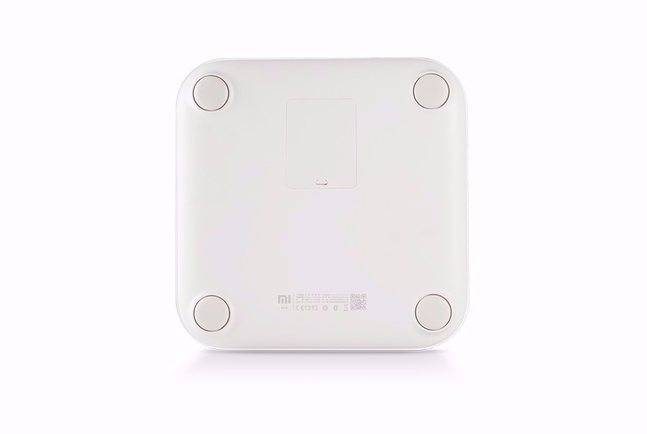 100% Original Xiaomi Scale Mi Smart Health Weighing MiScale Electronics Bluetooth4.0 Lose Weight Digital Scale White