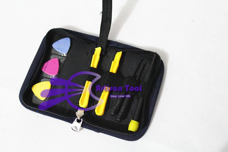 8pcs in 1 pocket bag mobile phone repair tool kit computer repair screwdrivers(China (Mainland))