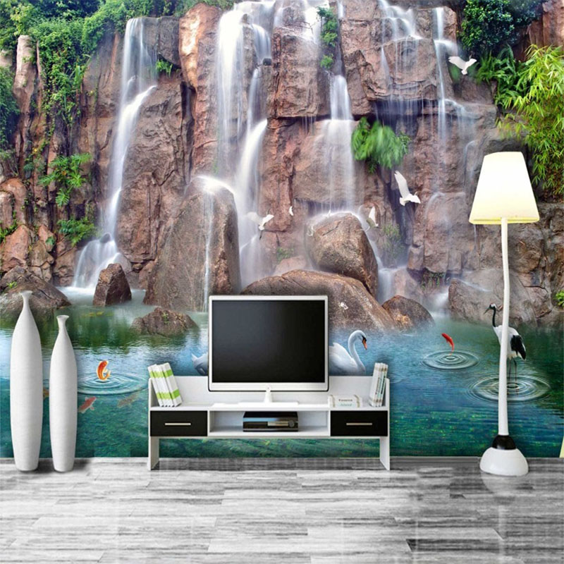 Compare prices on interior waterfall online shopping buy for Cascade murale interieur