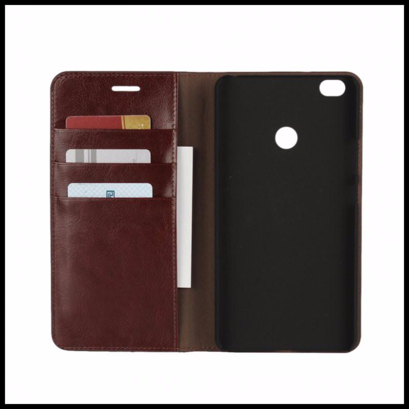 Leather Flip Cover Case For Xiaomi Mi Max Mi5 Mi4s Mi 5 4s Note Business Wallet Phone Accessory Cover For Xiaomi Max Redmi 3 3s