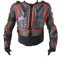Full Body Armor Motorcycle Jacket protetor de pescoco Chest racing armour Armor Motor Motocross protector armadura motocross