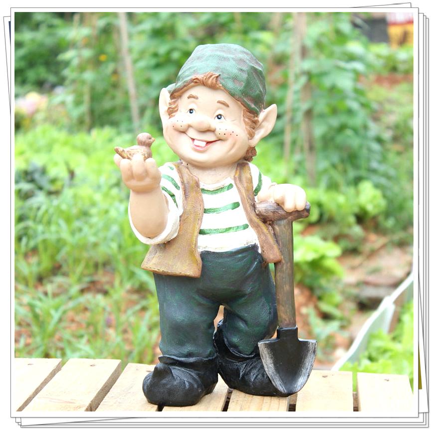 Achetez en gros jardin ornements statues en ligne des - Figurine de jardin ...