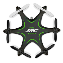 2016 New JJRC H18 4CH 6 Axis 2 4GHz 360 Degree Flips RC Quadcopter with Headless