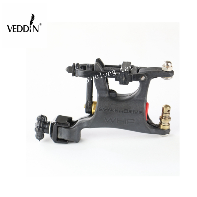 1pc Professional Black Butterfly Liner Shader Rotary Tattoo Machine Multi Function Rotary Tattoo Machine Dragonfly free shipping(China (Mainland))