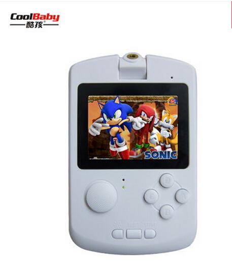2016 Factory Original Fashion New Rs-9 Game Machine Sega Classic md Handheld Game Function Game Machine(China (Mainland))