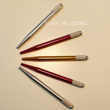 Free shipping for high quality 50pcs   Permanent makeup manual pen with 100pcs blade 14(China (Mainland))