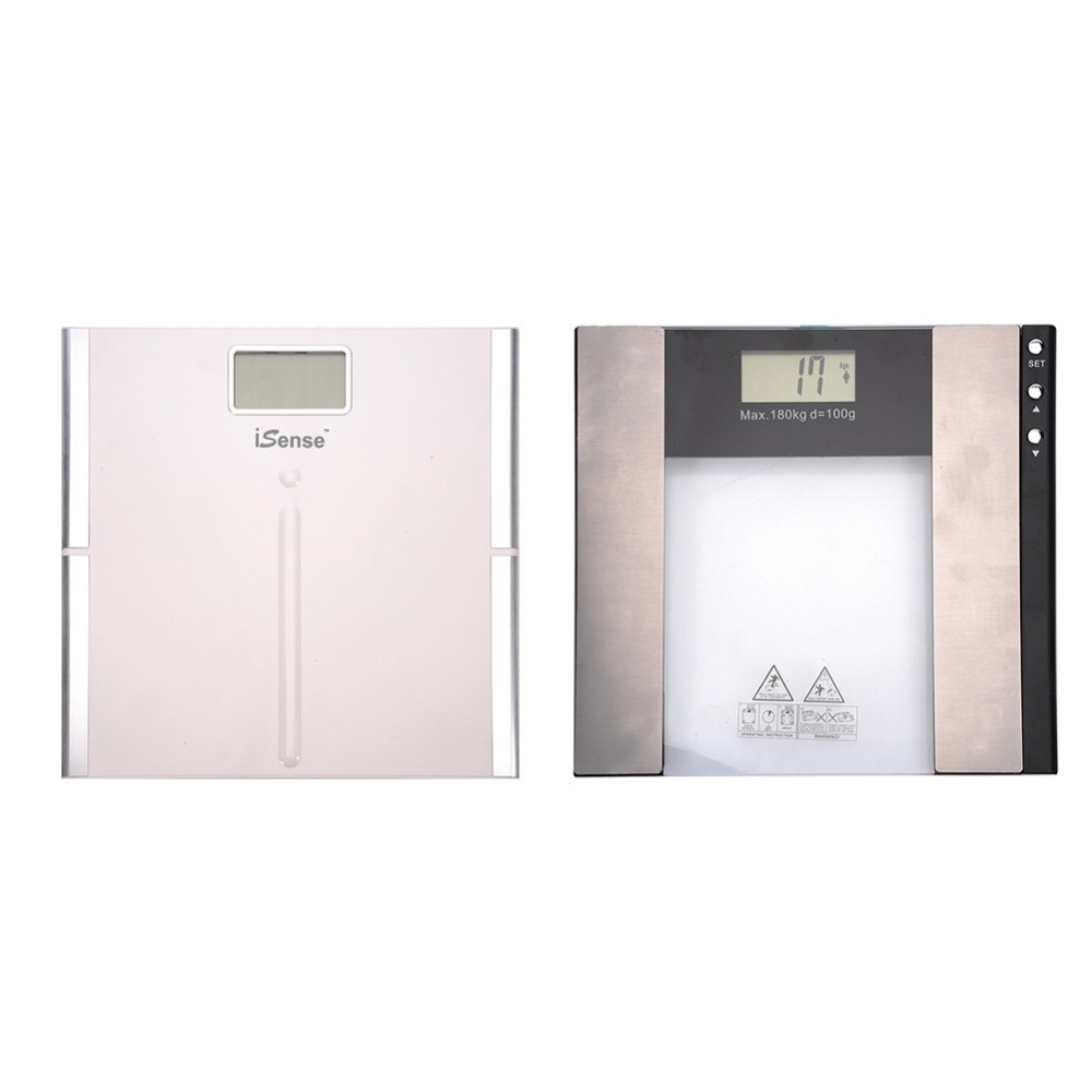 Portable Electronic Scale Weight Fat Scale Intelligent Human Scale Electronic Balance for 180Kg/100G(China (Mainland))