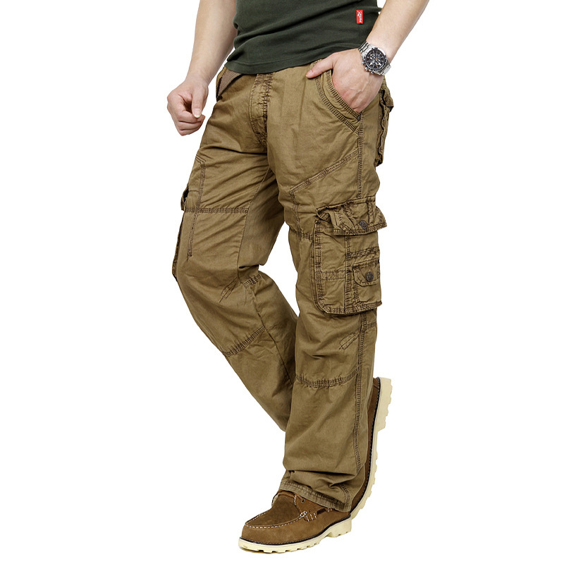 Cargo Pants For Men Online Shopping Mens Khaki Cargo Pants