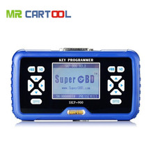 Promotion! Original SuperOBD SKP900 Auto Key Programmer V4.3 SKP 900 Key Programmer NO Tokens Limitation Support Almost All Cars(Hong Kong)