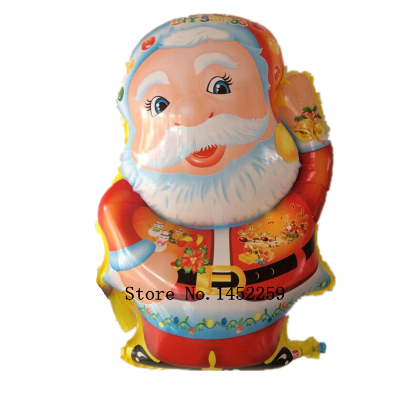 Гаджет  Free shipping  The new Santa Claus balloon modeling balloons decorated children