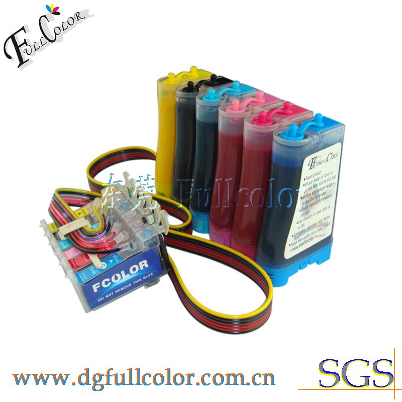 Free shipping CISS ink system for epson artisan 50 printer<br><br>Aliexpress