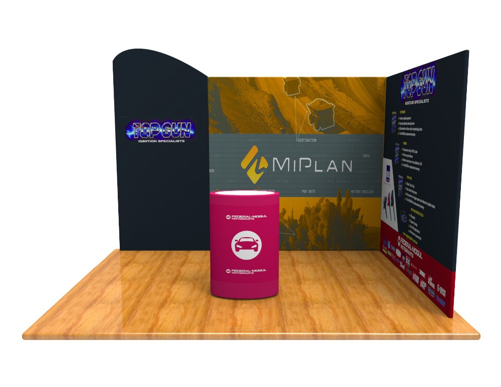 Exhibition Stand Weight : Expo best selling super light weight and recycle pop