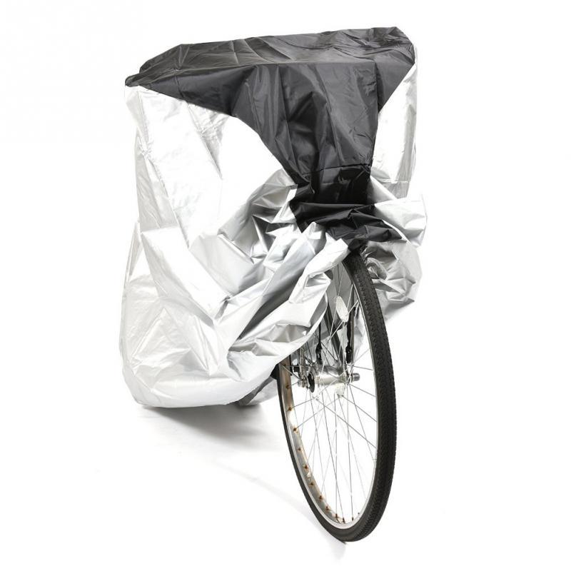 Bike Cover Outdoor Waterproof Bicycle Cover Mountain Bike Road Bike Bicycle Anti-UV Car Cover