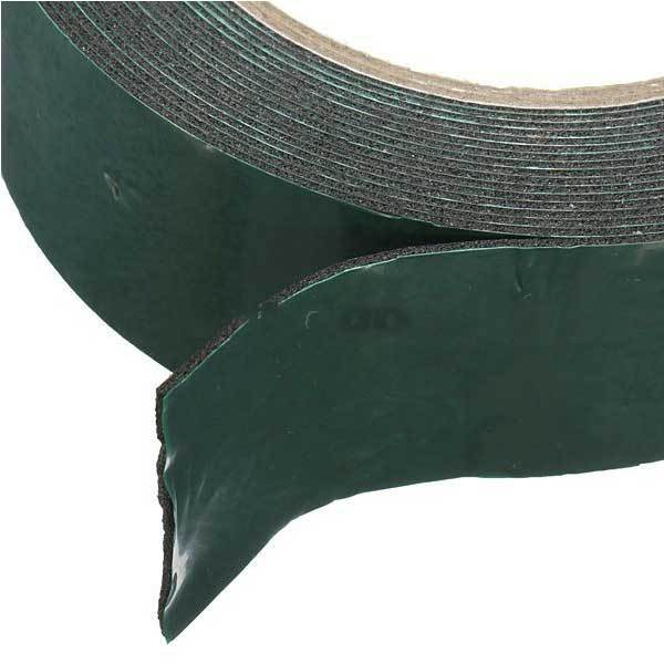 Foxton 38mm x 5m Car Double Sided Foam Adhesive Tape Auto Truck Badge Trim(China (Mainland))