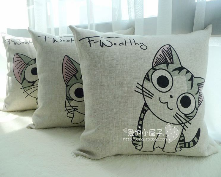 Decorative Pillows Without Covers : 18