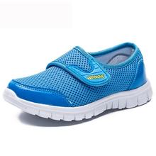 Fashion Spring Summer Children Shoes Girls Comfortable Breathable Air Mesh Casual Sneakers Kids Boys - GNORNIL store