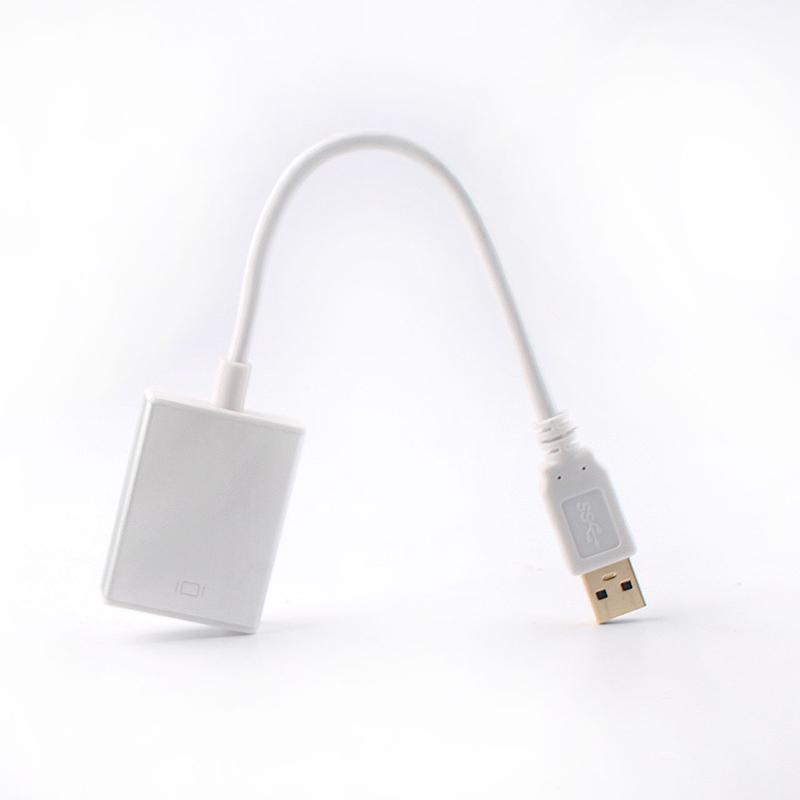 New usb 3 0 mini displayport to vga converters lightning for Mini projector for macbook