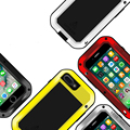 1 Pcs Love Mei Shockproof Water Resistant Dust Proof Metal Alu Phone Protective Housing Case Cover