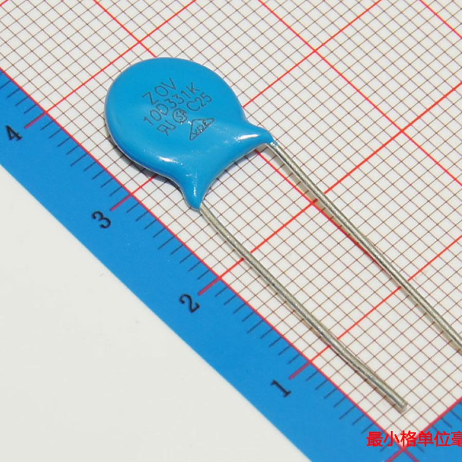 купить  R142 бесплатная доставка 20 шт. металл-оксид-варистор 10D331K 330 В piezoresistor  онлайн