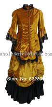 New Ladies Dresses and Suits Vintage Bustle Dress