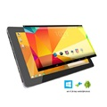 10.6'' Chuwi Vi10 Dual OS Tablet PC Windows 8.1 Android 4.4 Dual Boot 2 in 1 PC Tablet Computer 2GB 32GB Intel Z3736F HDMI