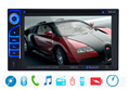 Universal 6 2inch touch screen 2din Android 4 4 dvd car audio car PC with Wifi
