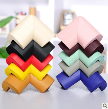 10 colors Baby Safety collision angle crash protection thick protective sleeve baby bumper corner angle support wholeasles