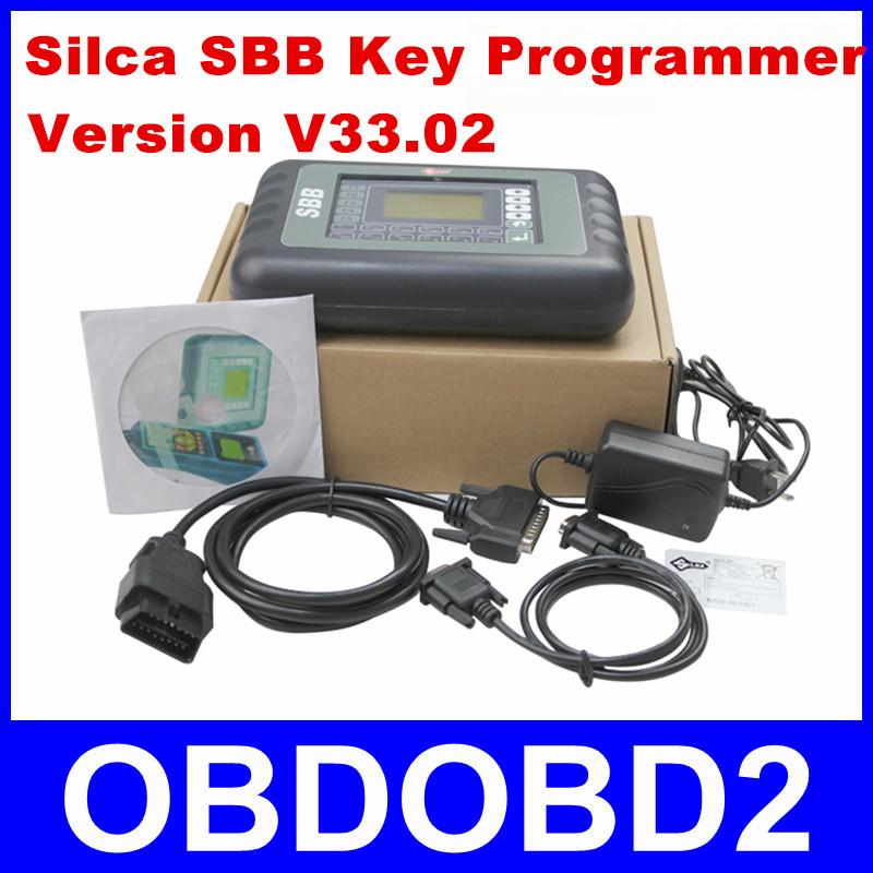 SBB Key Programmer Silca V33.02 Sbb Immobilizer Key Maker Multi-Brand Cars A+++Quality No Tokens Limited(China (Mainland))