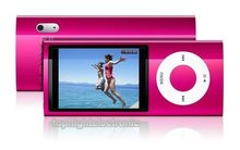2GB 5TH Generic MP3 Mp4 Mp5 Player FM Radio Camera Video reocorder Touch Button Music Player(China (Mainland))