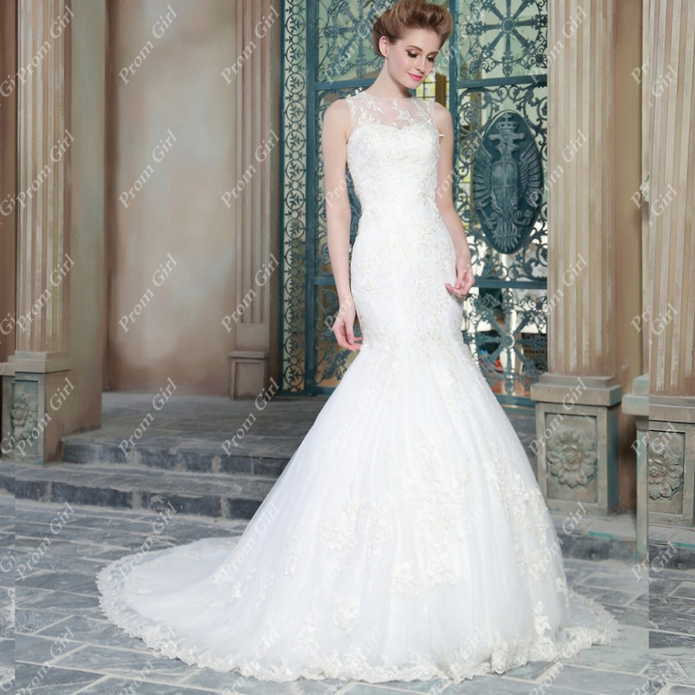 Wedding Dresses With Tail: Big tail white wedding dresses ideas ...