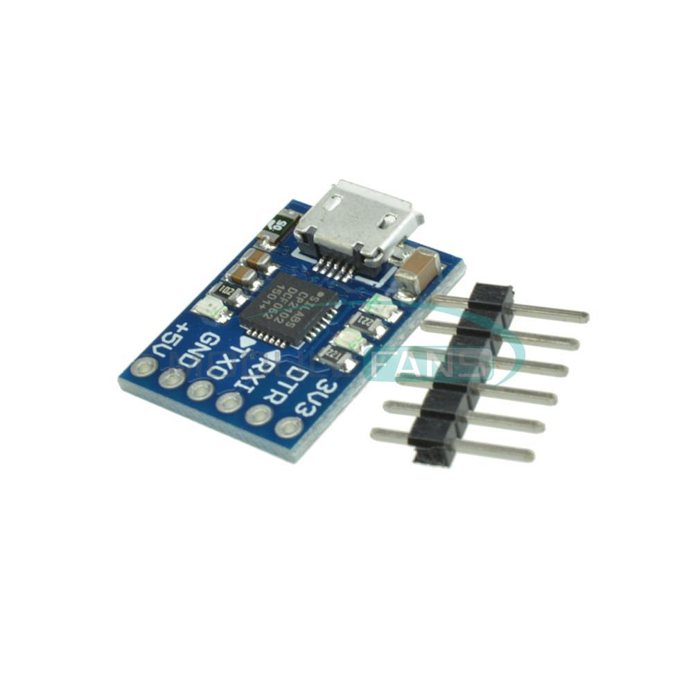 Гаджет  CP2102 MICRO USB to UART TTL Module 6Pin Serial Converter STC Replace FT232 NEW None Электронные компоненты и материалы