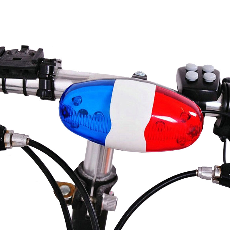 Bicycle Bell Electronic New Bike Horn Ring Warning Safety Cycling Bell 4 Modes Buzina Campainha Bicicleta Sinos Alarm Bocina