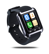 Bluetooth Smart Watch U80 U Watch Smartwatch Reloj Inteligente for iPhone 5s 6s Plus Samsung S5 S4 Huawei Android Phone Like U8