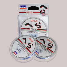 high quality Available 1pcs 100M Fluorocarbon Fishing Line 0.1-0.5mm 1.8-23.7kg Carbon Fiber Leader Line free shipping 8