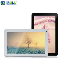 iRULU eXpro X1Plus Tablet PC X1Plus 10.1″ Google GMS tested Quad Core Android 5.1 Tablet 8GB Dual Cam 2.0MP WIFI bluetooth pc
