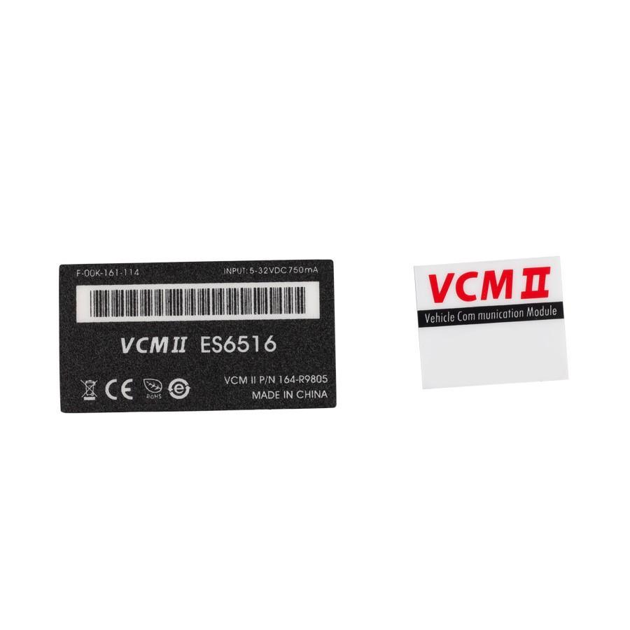 2016 High Quality VCM2 Diagnostic Scanner For Ford VCM II IDS Support 2015 Ford Vehicles IDS VCM 2 OBD2 Scanner DHL Free