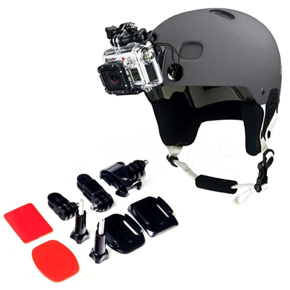 Helmet Side Mount Helmet Front Side Mount