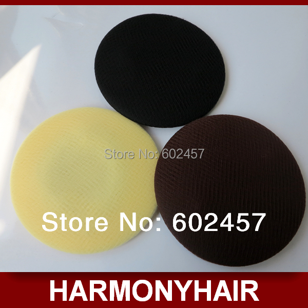 Free shipping 3 sets Hair Net, color Black and Blonde, Brown, nylon hair nets is used for package curly hair and wig cap<br><br>Aliexpress