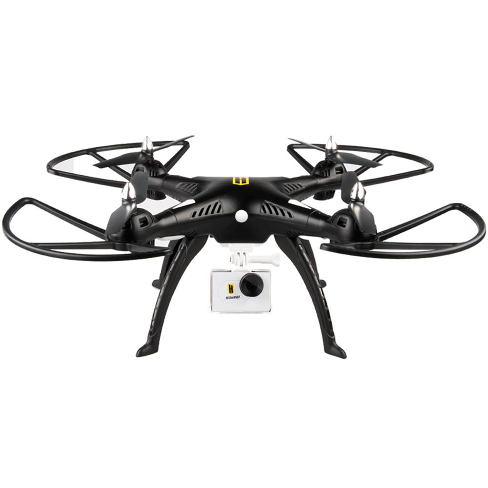 HuanQi HQ H899 2.4G 4CH 6 Axis Gyro RC Quadcopter Helicopter 360 Degree Eversion Headless Mode One Key Return 5.0MP Camera(China (Mainland))