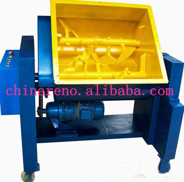 Dual Shaft Hydraulic Motor : Useful double shaft concrete mixer with hydraulic motor on