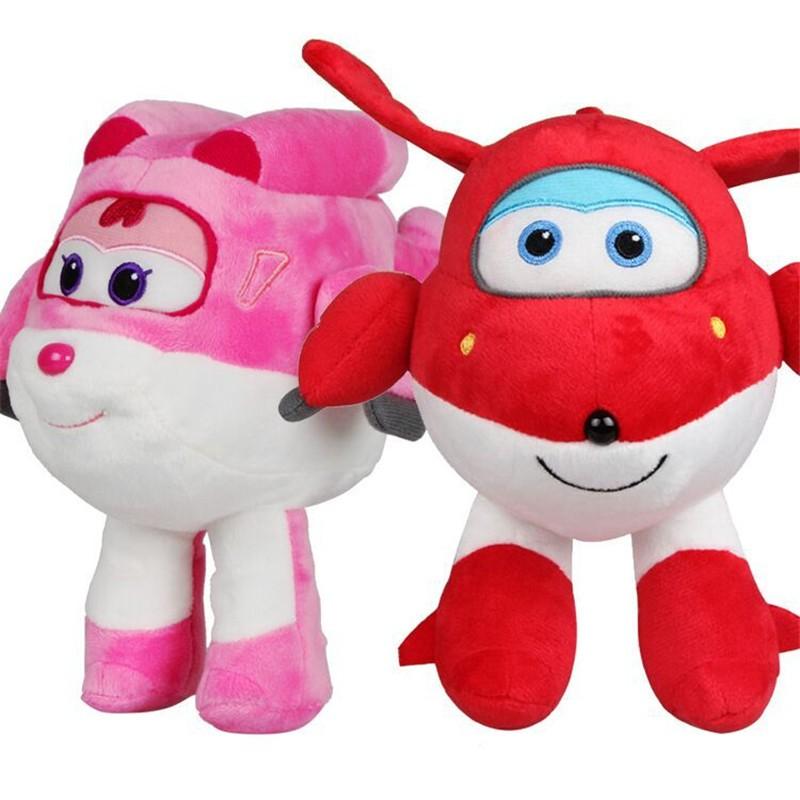 Super-Wings-Superwings-Jett-Cartoon-Toys-Plush-Small-Dolls-For-Children-20cm-30cm-45cm- (4)