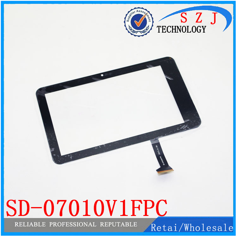 "Original 7"" inch Touch Screen For iPad M7 PD10 3g MTK6575 SD-07010V1FPC Touch Panel Digitizer Free Shipping 5pcs/lot(China (Mainland))"