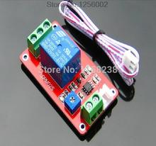 Thermistor relay control module   Sensor  Temperature detection  Temperature control switch  5 v, 12 v is onal