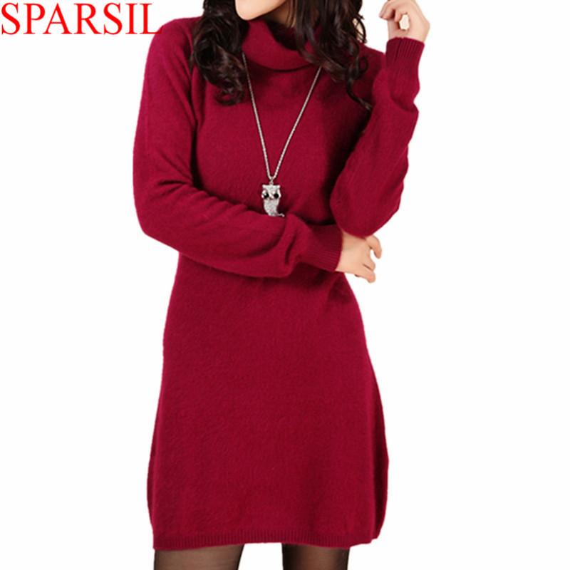 NEW 2014 Autumn &amp; Winter Fashion Outwear Sweater Women Turtleneck Pullovers Women Knitted  Mink Cashmere  WomenОдежда и ак�е��уары<br><br><br>Aliexpress
