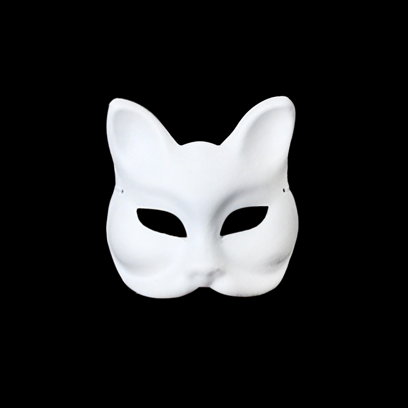 Party Cosplay masque Mask Fox Mask Fancy Dress Adult Costume Accessory macka mascaras halloween(China (Mainland))
