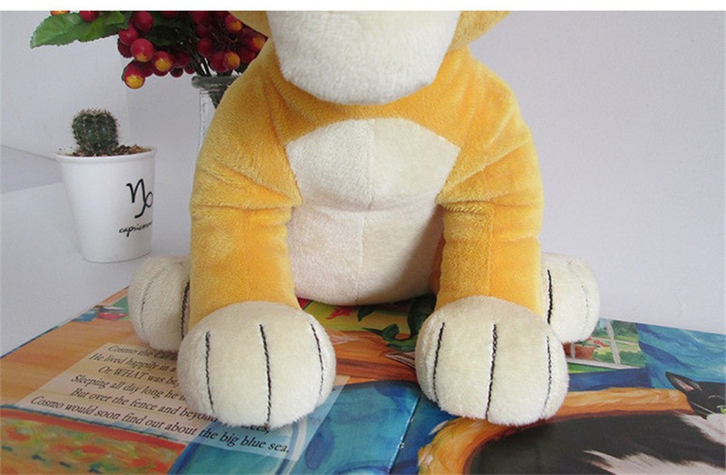 Movie Cartoon Plush Toys The Lion King Figures Simba Soft Stuffed Doll Kids Baby Children Kawaii Gift 26cm (6)