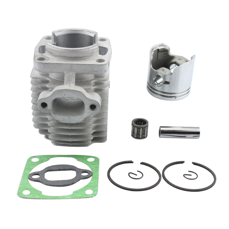 GOOFIT 40mm motorcycle Cylinder Piston Assembly Kit for 47cc 2 Stroke Engine Mini Quad ATV Pocket Dirt Bike K074-015-1(China (Mainland))